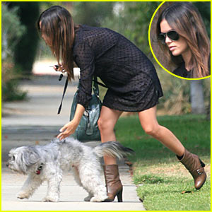Rachel Bilson: Thurmen Murmen is the Man!