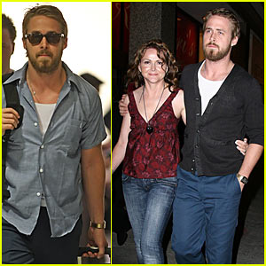 Ryan Gosling Heads to Toronto Film Festival