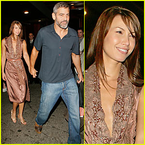 Sarah Larson: George Clooney's New Girlfriend