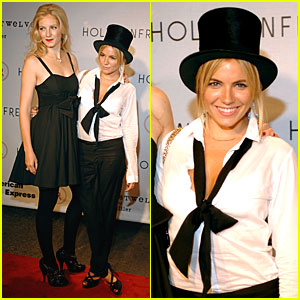 Sienna Miller @ Twenty8Twelve Launch