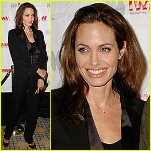 Angelina Jolie @ Journalism Awards 2007