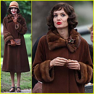 Angelina Jolie is 'THE CHANGELING'