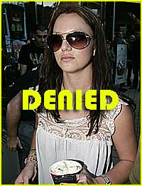 Britney Spears is Denied Custody!