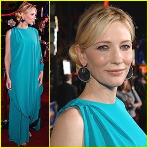 Cate Blanchett @ 'Elizabeth: The Golden Age' Premiere