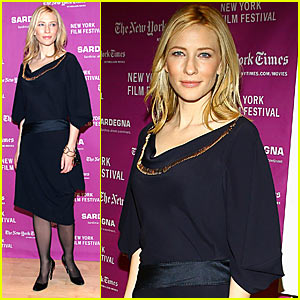 Cate Blanchett @ 'I'm Not There' Premiere