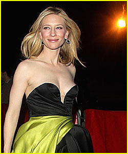 Cate Blanchett: P&G Skin Care Cover Girl