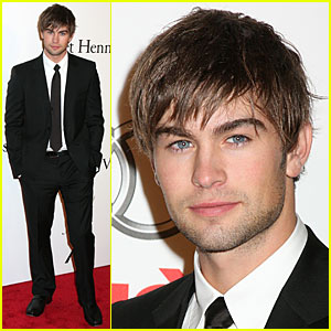 Chace Crawford @ Angel Ball 2007