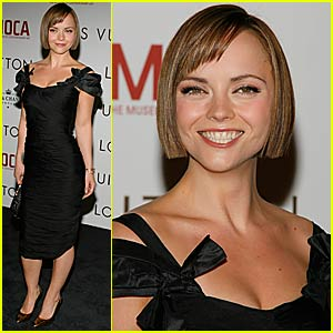 Christina Ricci is a Caramel Cutie