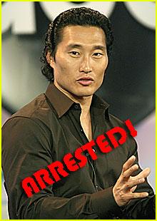 Daniel Dae Kim Arrested for DUI