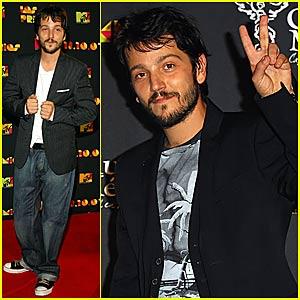 Diego Luna @ Los Premios 2007