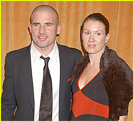 Dominic Purcell & Wife Split