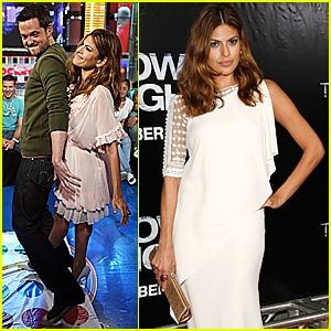 Eva Mendes @ 'We Own the Night' Premiere
