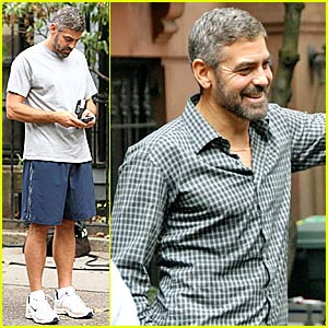 Clooney Continues to Burn