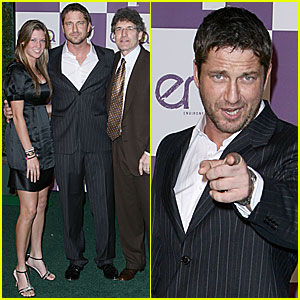 Gerard Butler @ Environmental Media Awards 2007