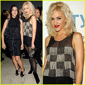 Gwen Stefani is an Interpreter of Fashion