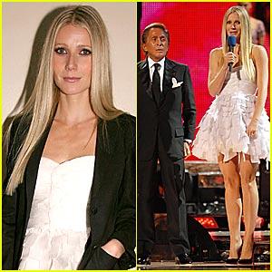 Gwyneth Paltrow @ Fashion Rocks 2007