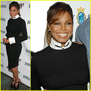 Janet Jackson @ 'Why Did I Get Married?' Screening