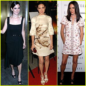 Jennifer Connelly @ ELLE's Women in Hollywood Party 2007