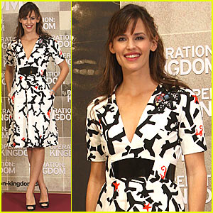 Jennifer Garner: Go Go Germany!
