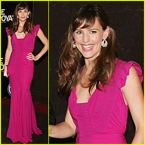 Jennifer Garner: Thy Paris 'Kingdom' Come