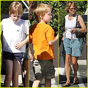 Jodie Foster: My Kids Can See My Next Film
