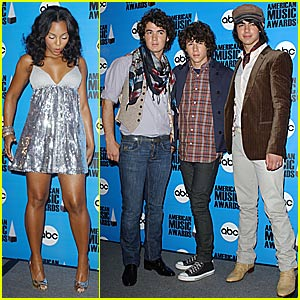 2007 American Music Awards Nominees