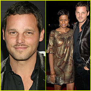 Justin Chambers @ 'Rendition' Premiere