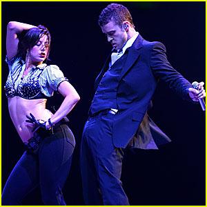 Justin Timberlake Australia Concert Pictures