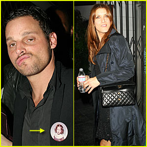 Kate Walsh's 40th Birthday Bash