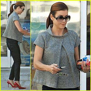 Kate Walsh's Gas Station Stop