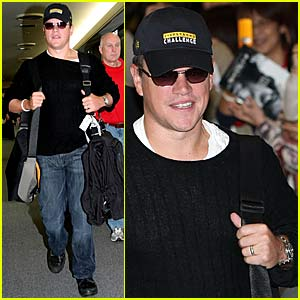 Matt Damon: Jesus Hate the Yankees