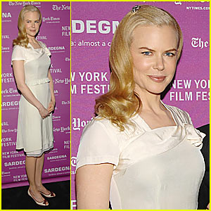 Nicole Kidman @ 'Margot at the Wedding' Screening