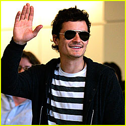 Orlando Bloom is a Free Man