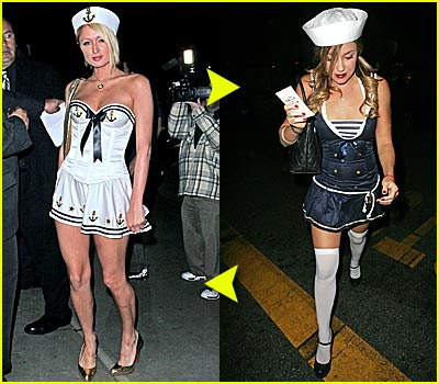 Fashion Faceoff: Sailor Suit Costume. Fashion Faceoff: Sailor Suit Costume
