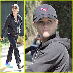 Reese Witherspoon is Fit For Life