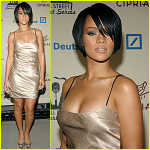 Rihanna @ Cipriani Concert Series