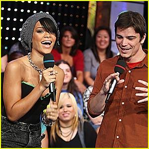 Josh & Rihanna on a date? - Oh No They Didn't! Page 3 |Rihanna Josh Hartnett