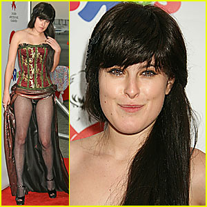 Rumer Willis's Halloween Costume