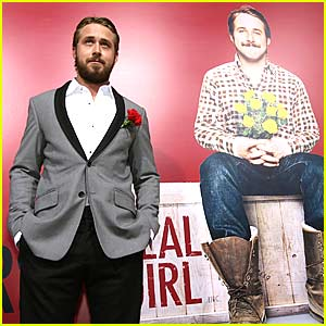 Ryan Gosling @ 'Lars and the Real Girl' Premiere