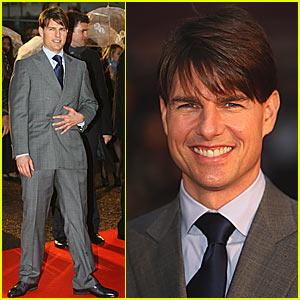 Tom Cruise @ London Film Festival 2007