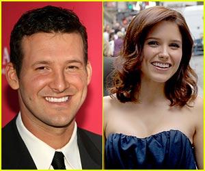 Tony Romo & Sophia Bush: New Couple?