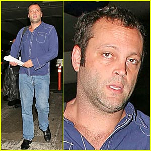Vince Vaughn @ LAX Airport