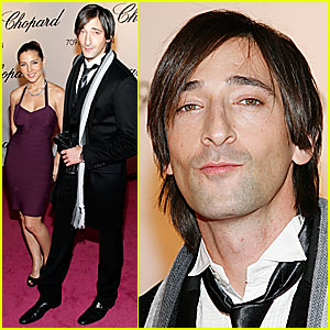 Adrien Brody @ Chopard Store Opening