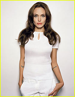 Angelina Jolie: EW's Entertainer of the Year