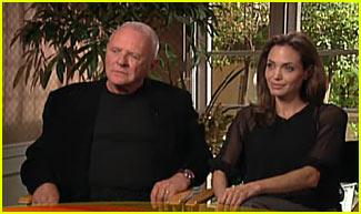 Angelina Jolie @ Good Morning America