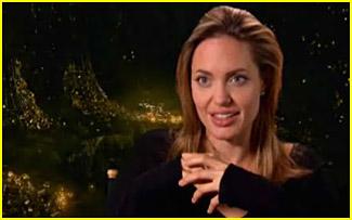 Angelina Jolie Talks Beowulf, Motherhood and More