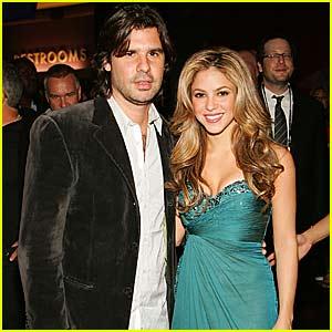 Shakira's Evening of Love