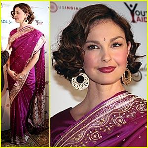 Ashley Judd is So Sari