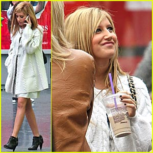 Ashley Tisdale @ Disney Channel Luncheon
