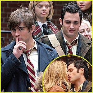 Blake & Penn are Kissing Costars